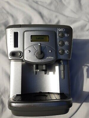 Silver Play Coffee Machine  • 4£