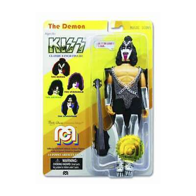 Mego KISS Gene Simmons Demon Action Figure • 25.94£