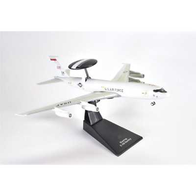 Atlas Editions JK06 Boeing E-3B Sentry AWACS Jet Age Military Aircraft 1:200 • 18.20£