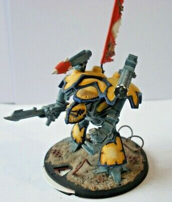 EPIC 40K Imperial Warlord Titan From Original Space Marine Box Set -Well Painted • 5.50£