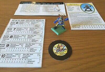Warhammer Quest - Character Ex Blood Bowl Player - Star Player Griff Oberwald? • 24.99£