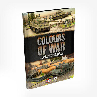 Colours Of War • 12.75£