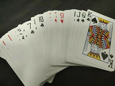 Playing Cards Traditional Poker Casino Classic Kids Adult Fun Plastic Coated • 1.89£
