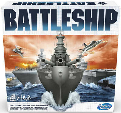 Battleship Board Game From Hasbro Brand New Fun Family Game Gift • 16.45£