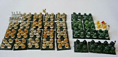 EPIC 40K Space Marine Infantry X 150 - Part Painted - 6mm Scale  • 5.50£