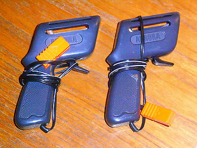 Pair Of AFX Tomy Hand Controllers, Standard Issue, AURORA Ho Car Track • 3.99£