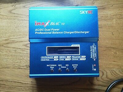 Genuine SKYRC IMAX B6AC V2 AC/DC Dual Power Professional Charger Discharger • 22£