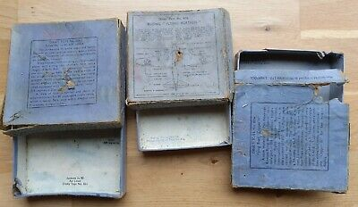 Dinky Toy Airplane Empty Boxes  #62g Flying Fortress And Two Others  • 15£