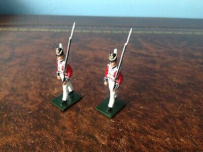 Britains Coldstream Guards Napoleonic Infantry 1815 • 30£