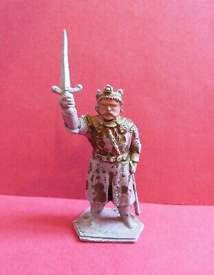 VINTAGE LONE STAR KING ARTHUR MEDIEVAL KNIGHT TOY SOLDIERS RARE 1950s RARE • 5.99£