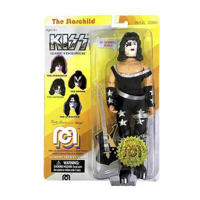 Mego KISS Paul Stanley Starchild Action Figure • 25.94£