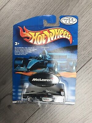 Hot Wheels 1/43 McLaren-Mercedes MP4/15 - David Coulthard 2000 • 22£