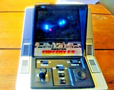 Grandstand Firefox F-7 Vintage Table Top Arcade Game Very Rare!  • 9.99£