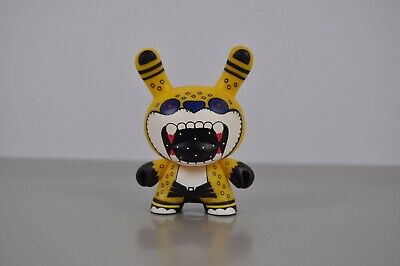 Kidrobot Dunny 2 Toy Bundle (one Azteca And One Series 3) With Boxes • 0.99£
