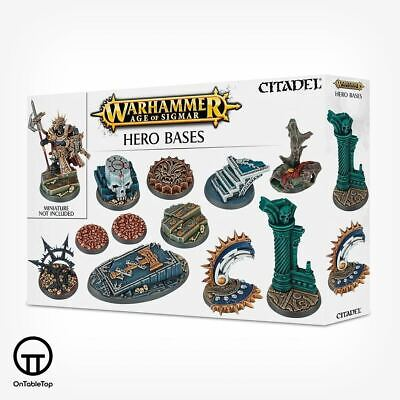 Age Of Sigmar Hero Bases • 19.13£