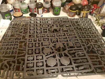 Tau Empire Fire Warriors Strike Team Unassembled And Unpainted • 0.99£