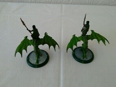 Hordes Legion Of Everblight Sorceress And Hellions • 5£