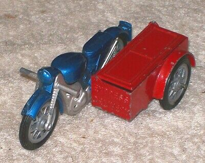 Budgie  Express Delivery  Motorcycle Combination,4.25 Inches/105 Mm Long,rare ! • 14.95£