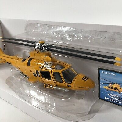 Fast Lane Diecast Helicopter Scale 1:43 Agusta A109 Pronto Intervento AS 21143 • 44.99£