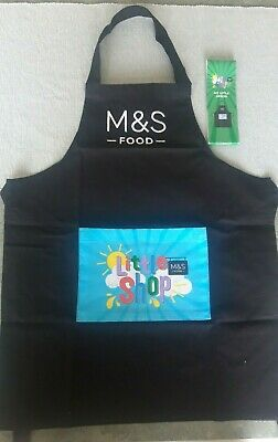 M&s  Little Shop Aprons X 2. Bnwt • 3.99£