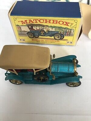 Matchbox Models Of Yesteryear Y12 Flyabout Look Great Pre-owned. Boxed. Look. • 2.99£
