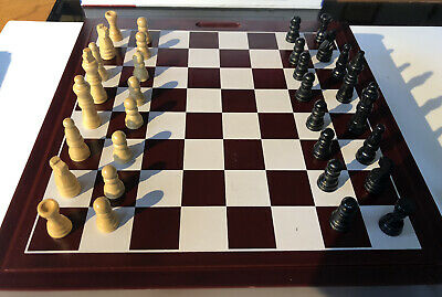 Luxury Wooden Boxed High Quality Large Chess Set • 19.99£