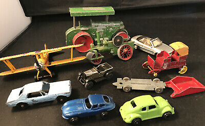 Vintage Toy Cars / Vehicles • 8£