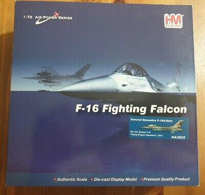 HOBBY MASTER HA3825 1/72 F-16A Nets Israel Airforce. Flying Dragon Sqn  NEW • 130£
