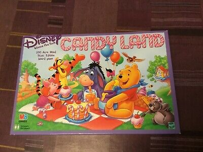 Disney Winnie The Pooh Candy Land Board Game • 8£