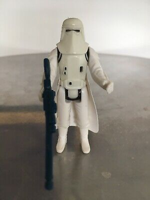 Vintage Star Wars Figure Imperial Stormtrooper 1980. Original Weapon Coo China • 4.99£