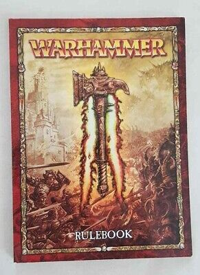 Warhammer Fantasy Rulebook Book Softback A5 Games Workshop  • 30£