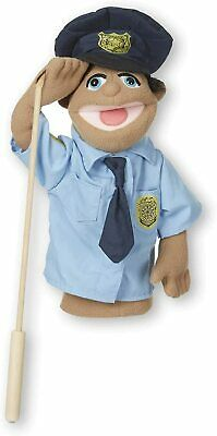 Puppets & Plush Toy - Police Officer Puppet Melissa & Doug 40351 • 23.95£