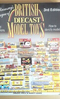 3rd Edition,1988  Swapmeet Toy Catalogue Of British Diecast Model Toys. • 9.95£