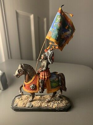 Niena St Petersburg Mounted Knight With Flag 11.24 • 11.50£