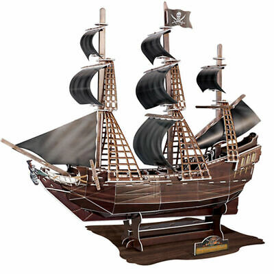 3D Puzzle Military Mystic Ship NEW • 9.99£