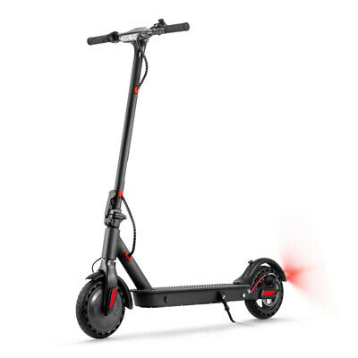 Foldable Kick Electric Scooter 350w 22miles Aluminum Urban Adult E-scooter • 309.99£