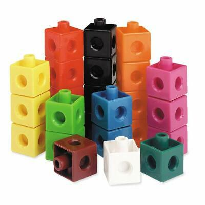 Learning Resources Snap Cubes (Set Of 100) • 9.48£