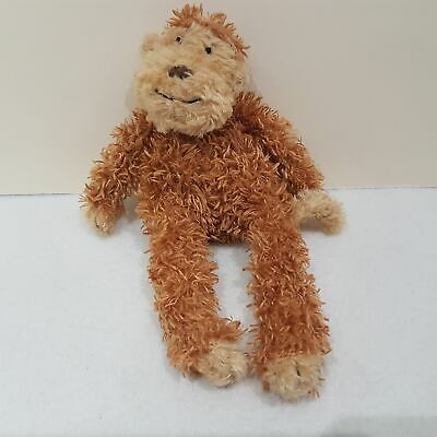 Brown Monkey New Soft Toy Plush Jellycat For  Monsoon S • 21.37£