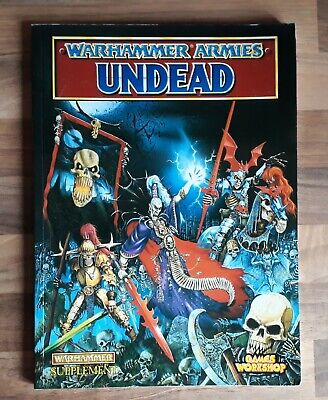 Warhammer Armies Book Undead • 29.98£