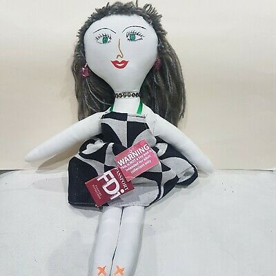 NEW FREEDOM Doll Stess Relief Adult Doll Soft Toy Plush Hug Figure NEW • 23.39£