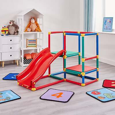 Children's Play Gym Sporting Panel 10 In 1 Activity Gym • 119.99£