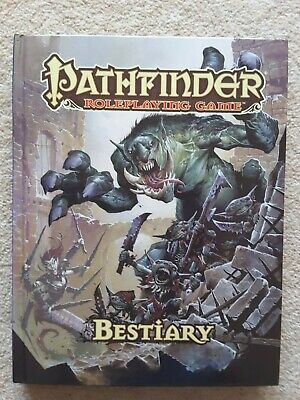 Pathfinder Roleplaying Game Bestiary Book • 20£