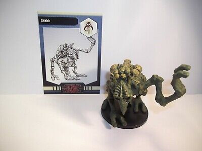 Star Wars Miniatures - Ghhhk 27/40 + Card - Masters Of The Force - Uncommon • 19.99£