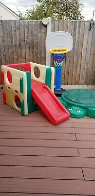 Used Little Tikes Outdoor Toys • 40£