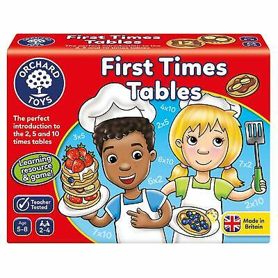 NEW! Orchard Toys First Times Tables Game • 9.45£