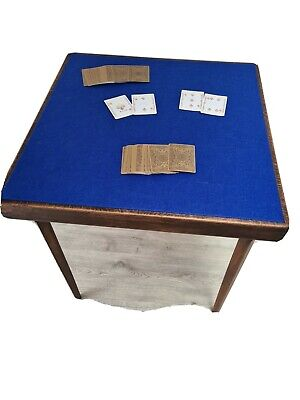 Vintage Vono Folding Card Or Games Table. • 75£