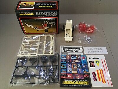 Micronauts - Betatron - 1978 Mego - 100% Complete - Working • 5£