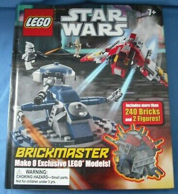 Lego - Book - Star Wars - Brickmaster • 10£