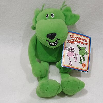 NEW Roobarb Dog From Roobarb And Custard Soft Toy Plush BNWT • 24.99£