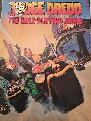 Judge Dread The Roleplaying Game 1985 • 12.99£